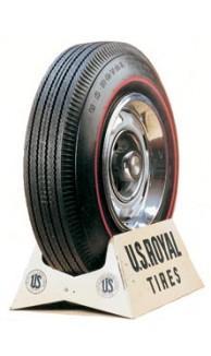 US Royal Redline Tires