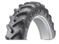 Optitrac DT800 IF Tires