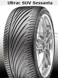 Ultrac SUV Sessanta Tires